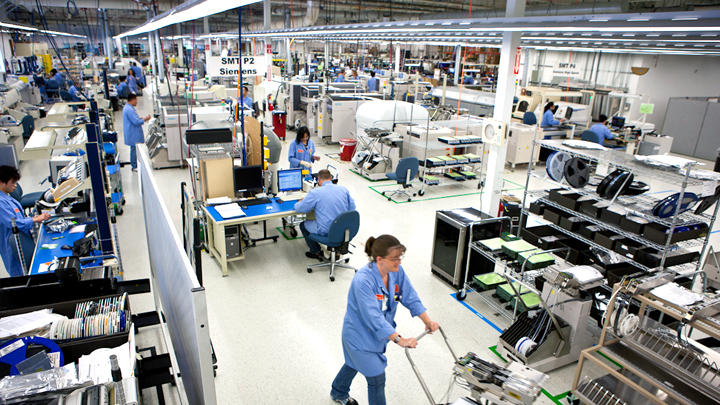 Lean Manufacturing Implementations